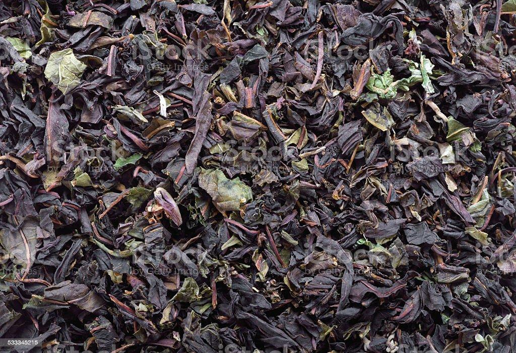 Koporye Tea closeup stock photo