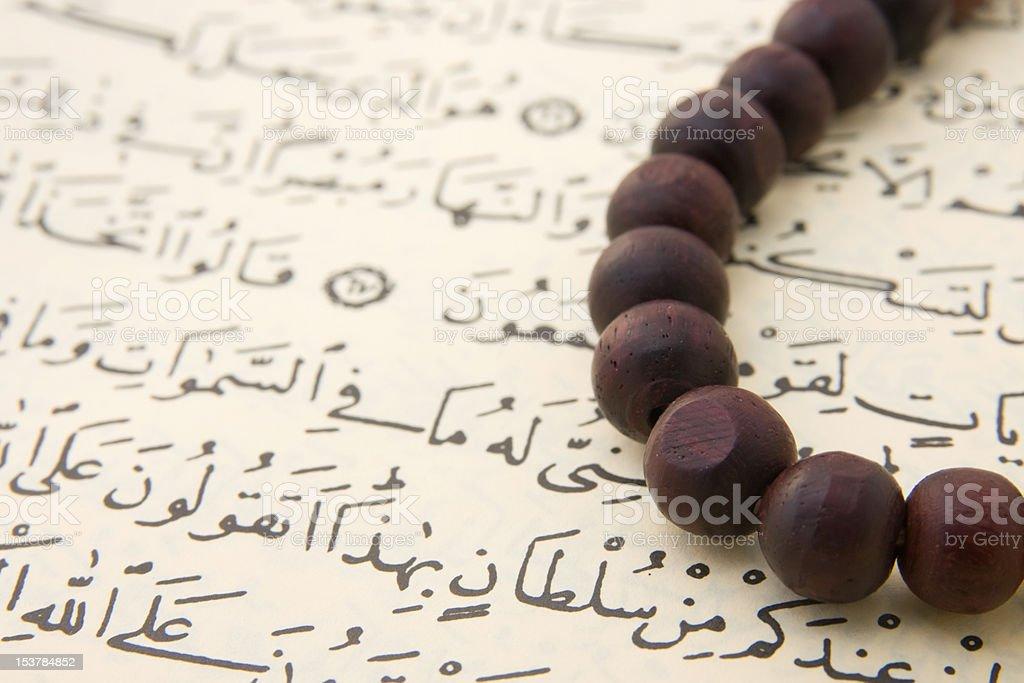Koran royalty-free stock photo