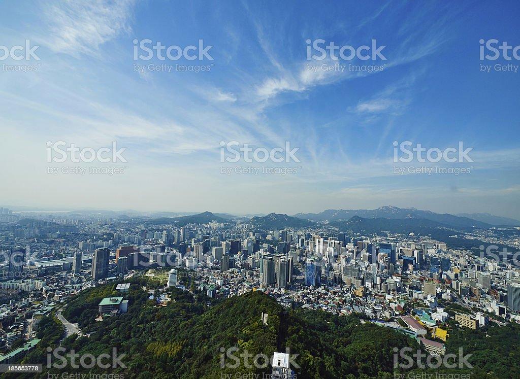 Korea royalty-free stock photo