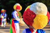 korean folk dance