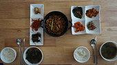 Korean Home Food