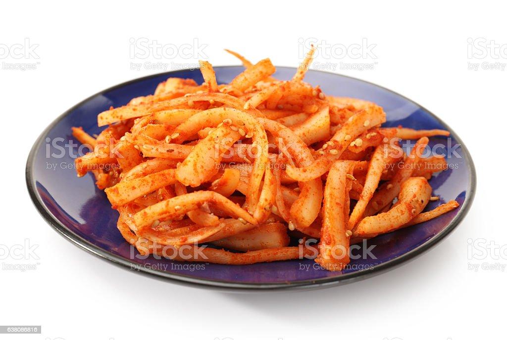 Korean Kimchi stock photo