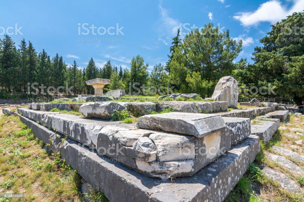 Kos Island, Greece stock photo