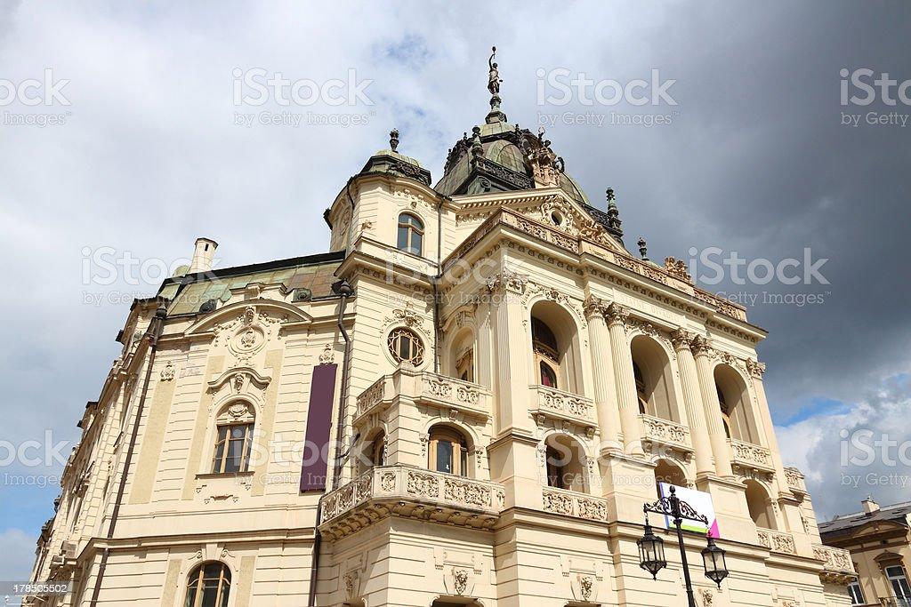 Kosice, Slovakia stock photo