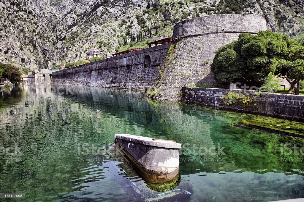 Kotor royalty-free stock photo