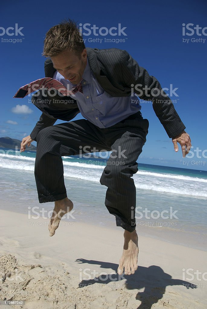 Kowabunga! royalty-free stock photo