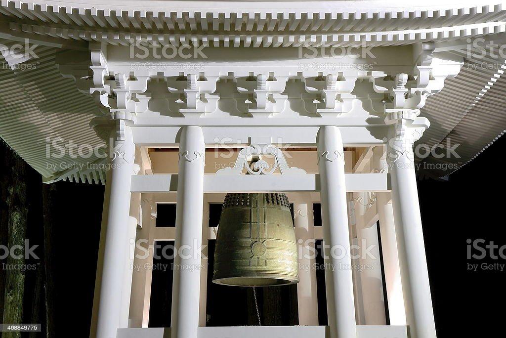 Koyasan temple stock photo