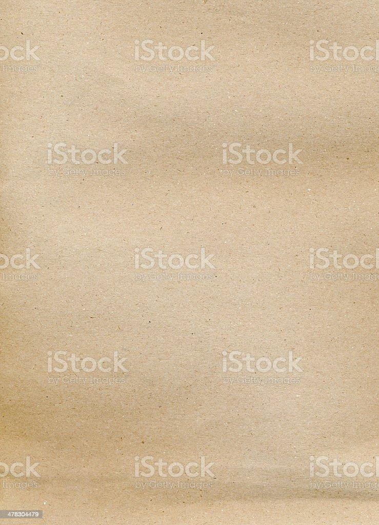 kraft paper background royalty-free stock photo
