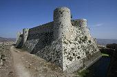 Krak des Chevaliers castle, Syria