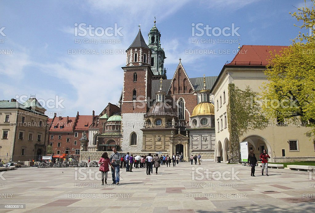 Krakow royalty-free stock photo