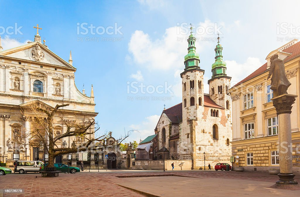 Krakow, Poland royalty-free stock photo