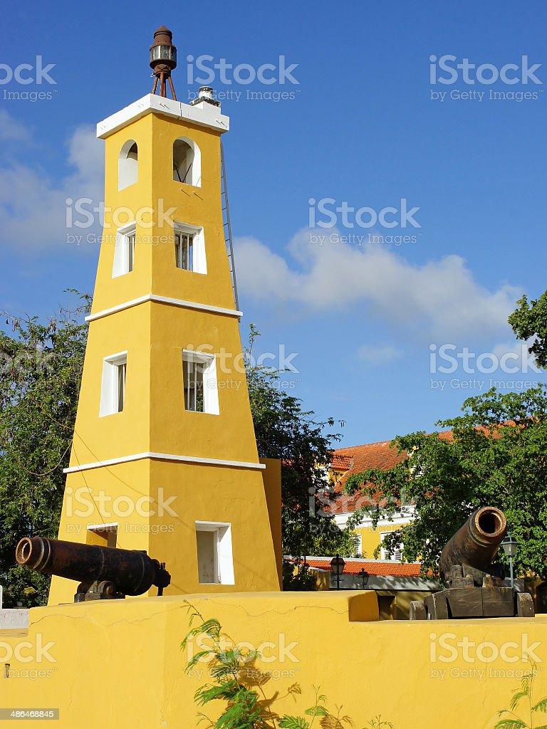 Kralendijk, Bonaire, ABC Islands stock photo