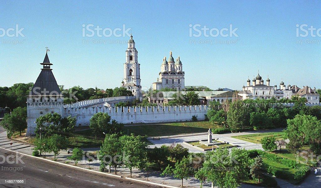 Kremlin. stock photo