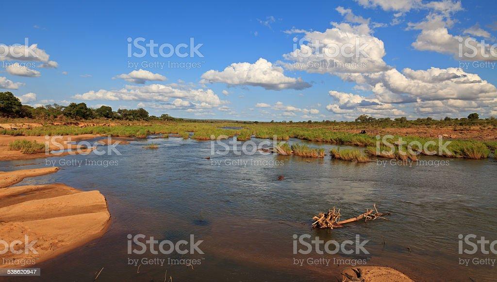 Krüger Nationalpark stock photo