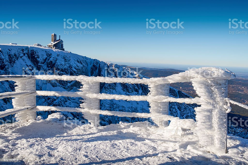 Krkonose, Riesengebirge royalty-free stock photo