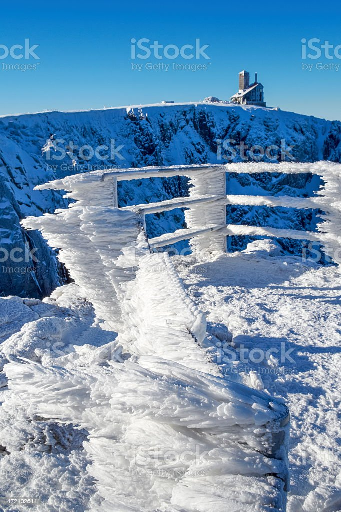 Krkonose, Riesengebirge royalty-free stock photo