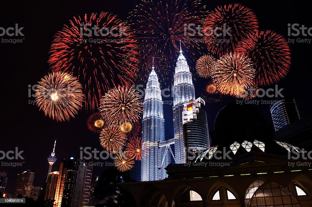 Kuala Lumpur, Malaysia royalty-free stock photo