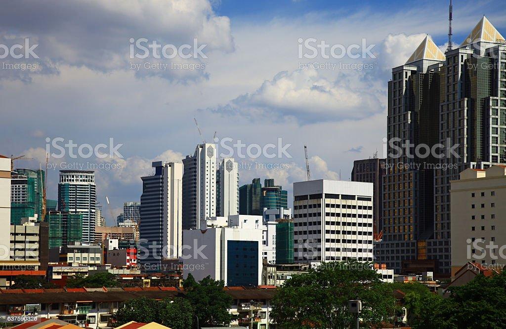 Kuala Lumpur, Malaysia. stock photo