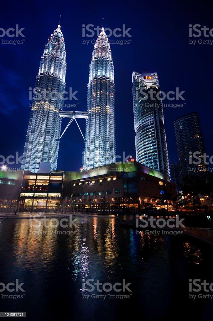 Kuala Lumpur royalty-free stock photo