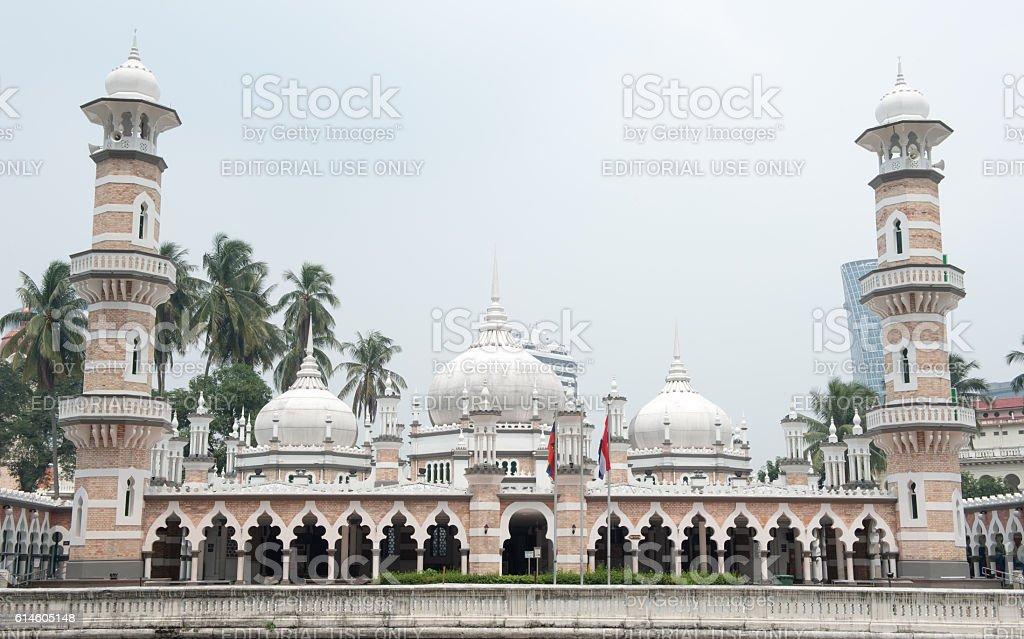 Kuala Lumpur,Malaysia - September 29, 2014 stock photo