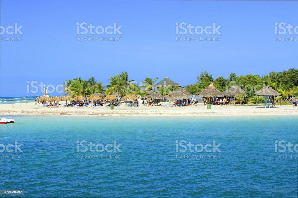 Kuba Island stock photo
