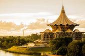 Kuching Sunset Esplanade
