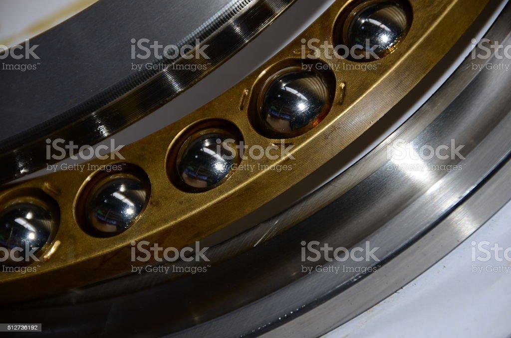 Kugellager Detail stock photo