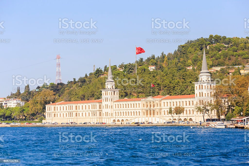 Kuleli Askeri Lisesi stock photo