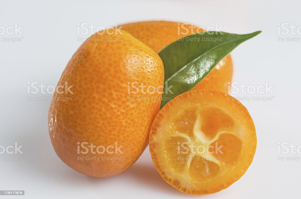 kumquat royalty-free stock photo
