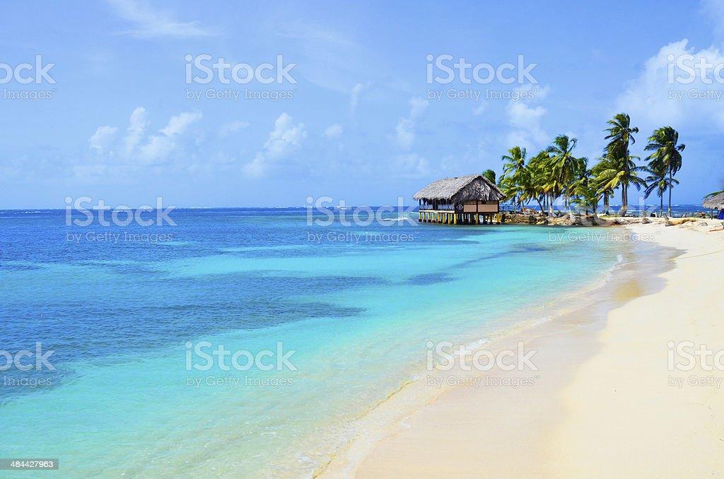 Kuna Yala - San Blas Islands royalty-free stock photo