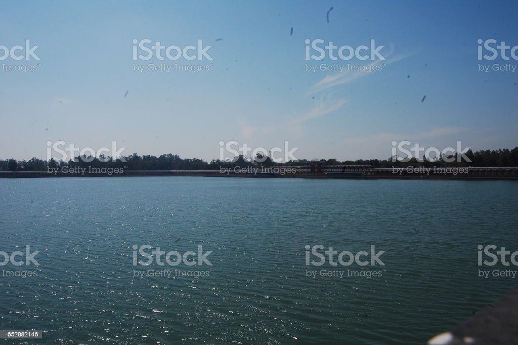 kurukshetra stock photo