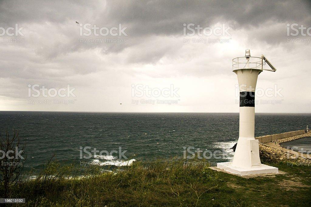 Kıyıköy Lighthouse stock photo