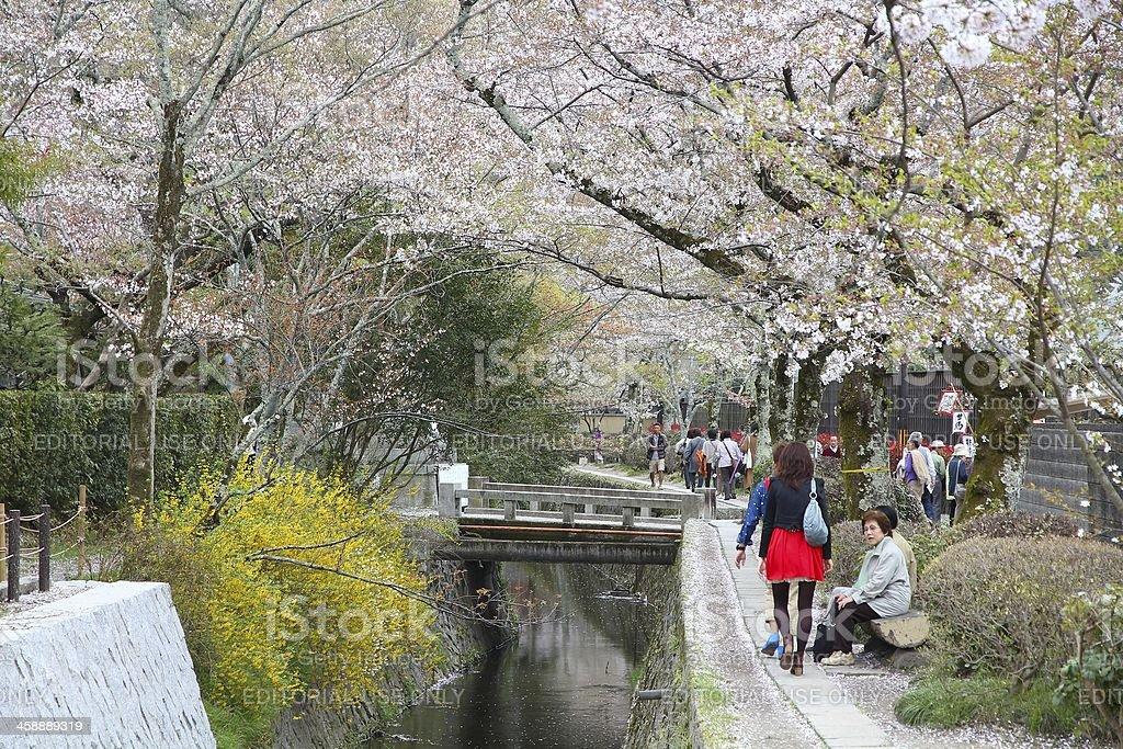 Kyoto royalty-free stock photo