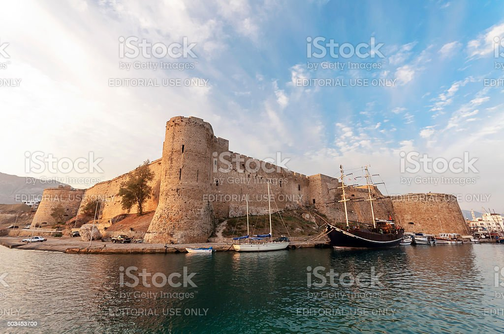 Kyrenia, Northern Cyprus stock photo