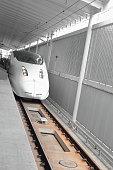 Kyushu Shinkansen 800. Kumamoto-Japan. 7367