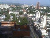 la ciudad de maracay desde los aires