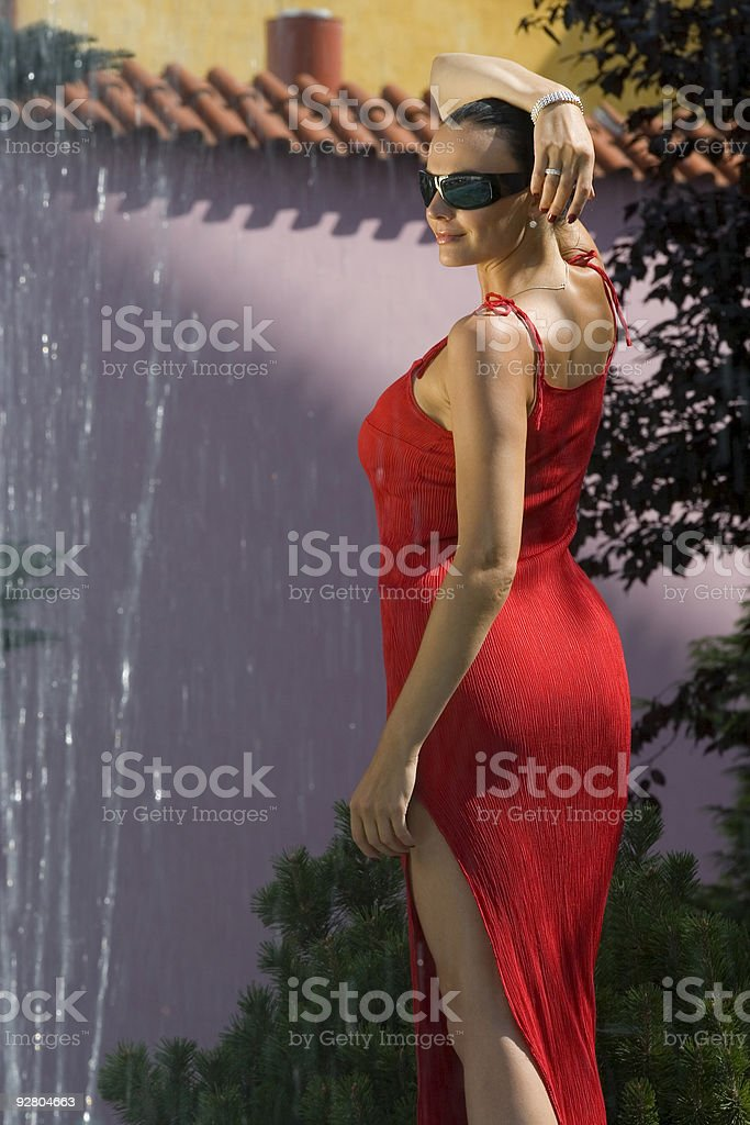 La Dolce Vita royalty-free stock photo