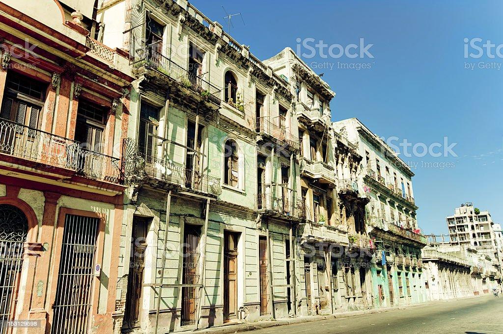 La Havana, Cuba royalty-free stock photo