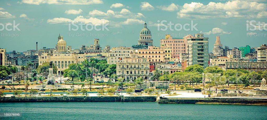 La Havana royalty-free stock photo