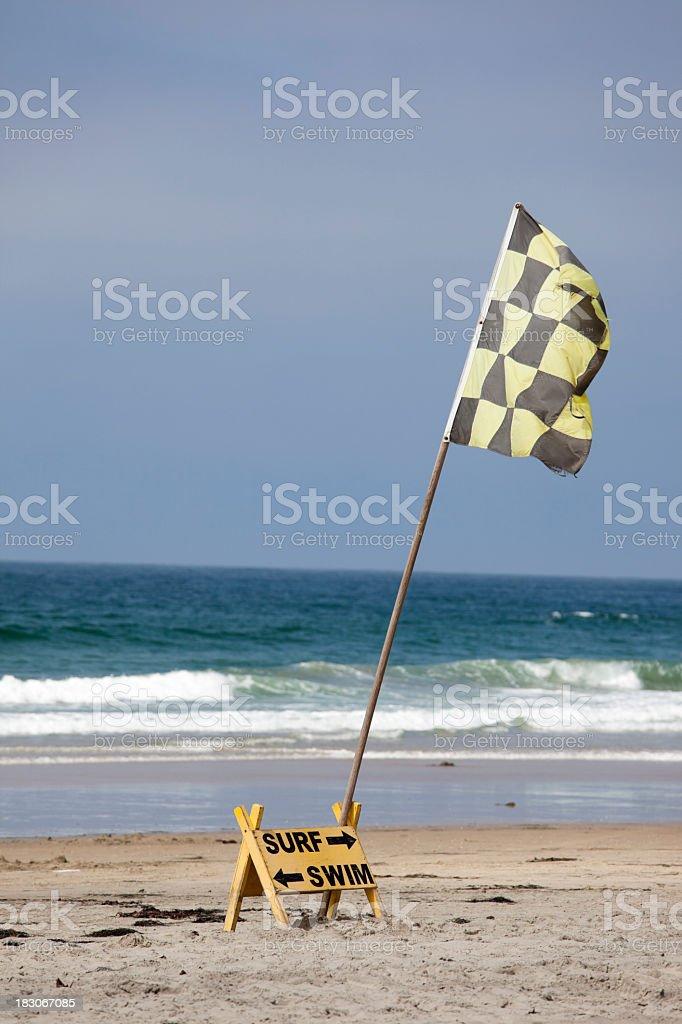 La Jolla Beach Area, San Diego California royalty-free stock photo