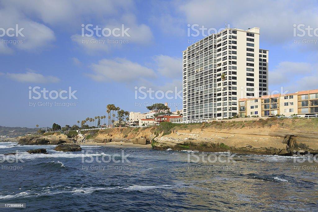 La Jolla royalty-free stock photo