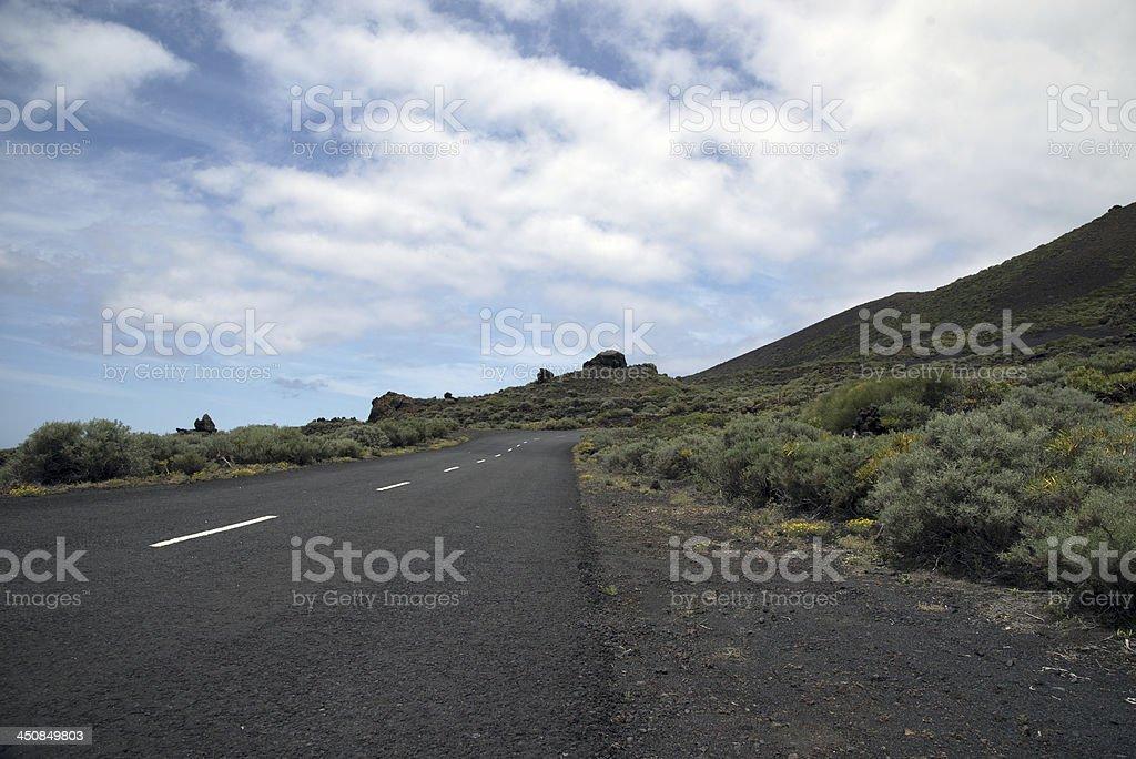 La Palma 2013 - der S?den stock photo