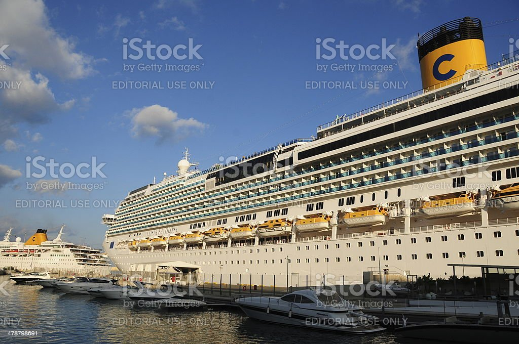 La Valletta, Malta. stock photo