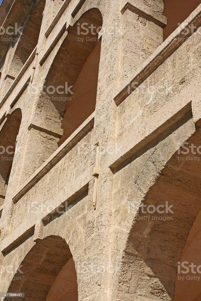 La Vieille Charite, Marseille, France stock photo