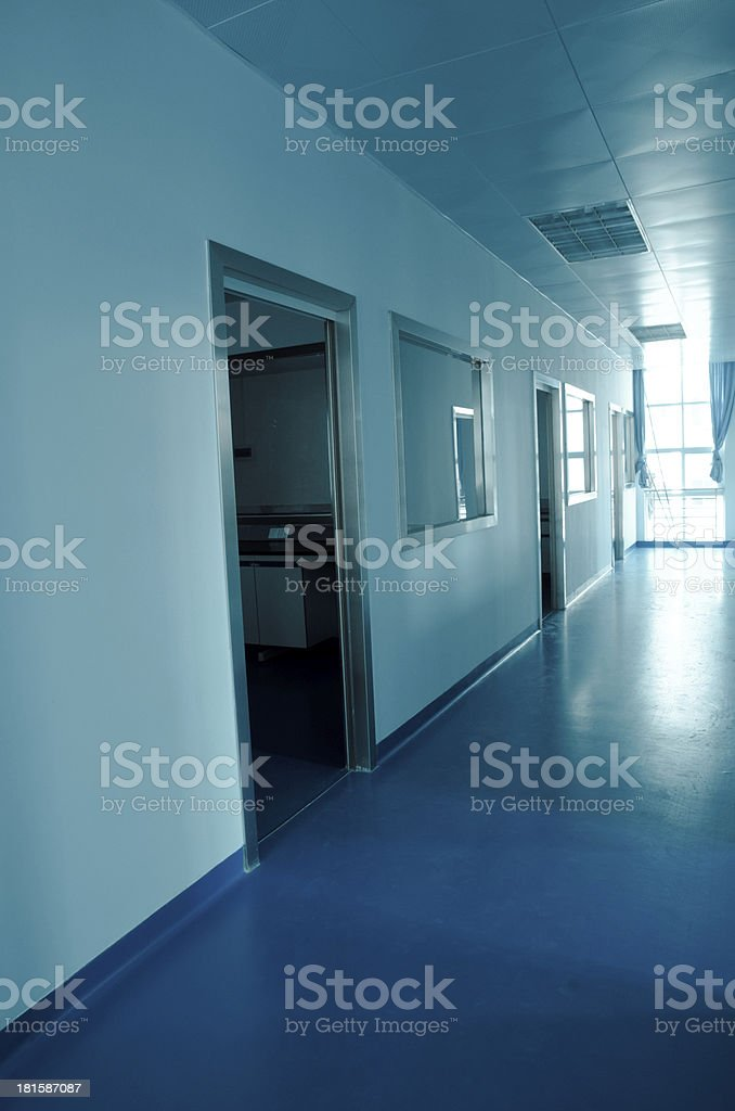 lab interior royalty-free stock photo