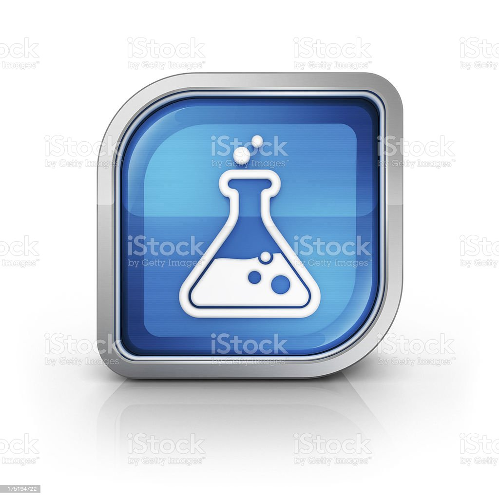 lab test or result icon royalty-free stock photo