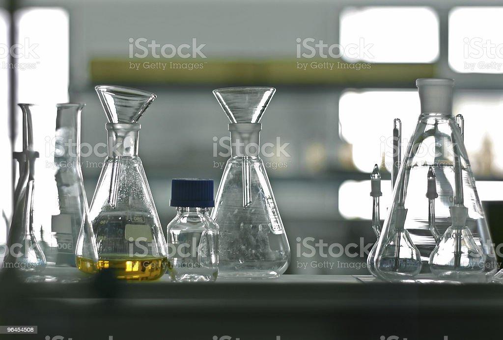 Lab tools stock photo
