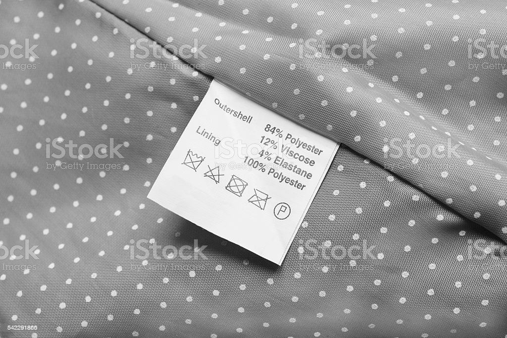 Label stock photo