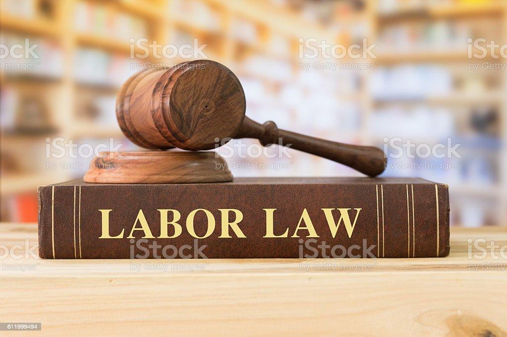 labor law stock photo