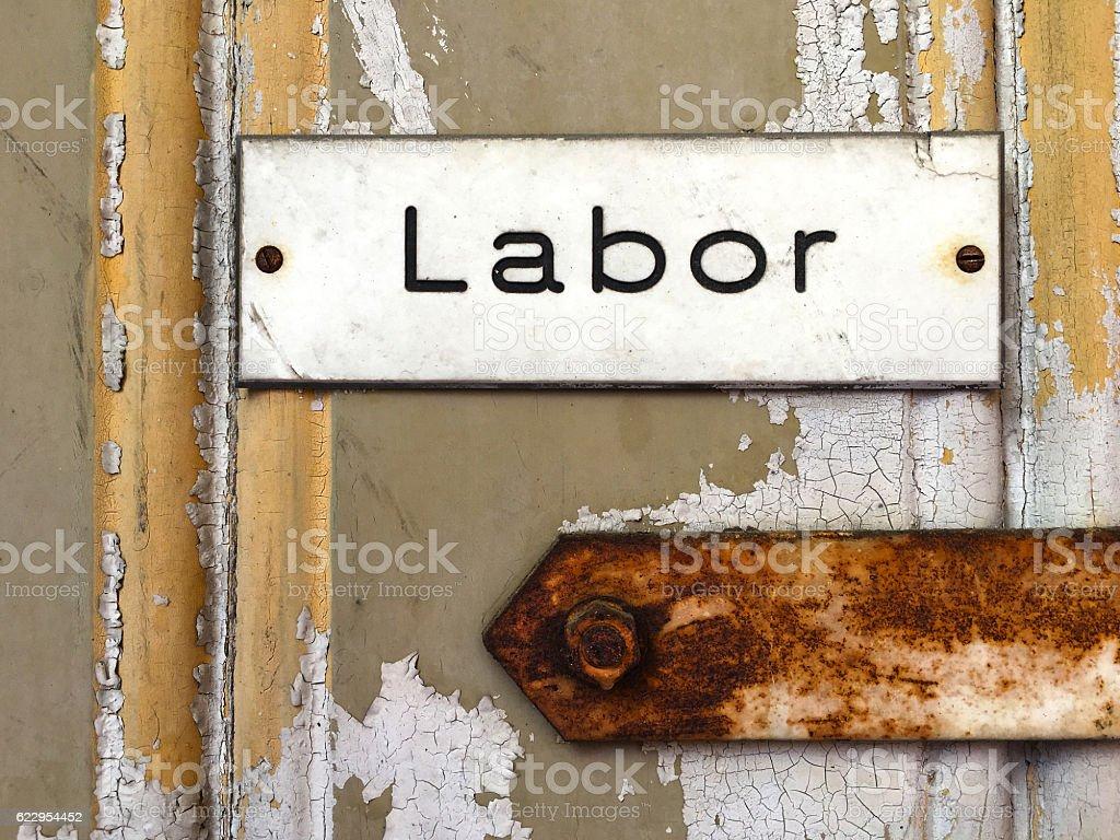 Labor stock photo